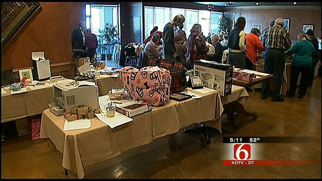 Green Country Silent Auction Benefits Rescue Dog Team