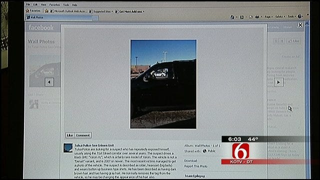 Tulsa Police Turn To Facebook To Keep Residents Informed