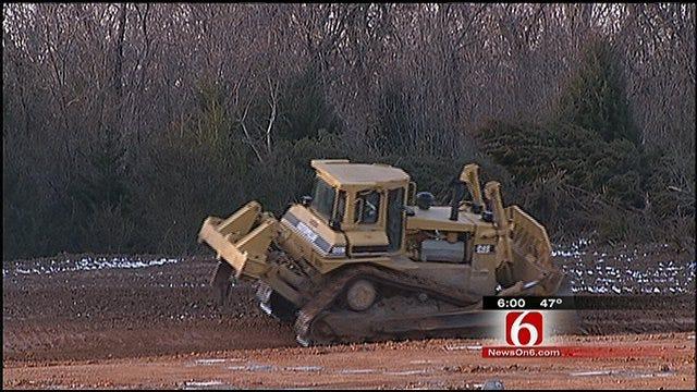 Land Dispute At Center Of Broken Arrow Casino Controversy