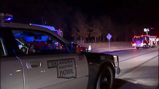 WEB EXTRA: Video From Scene Of Highway 266 Car Crash