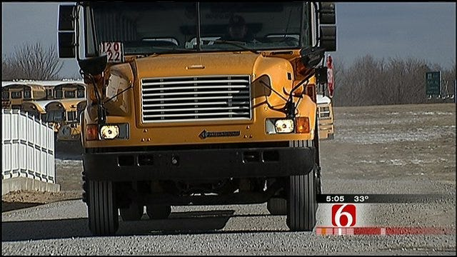 State Law Leaves Broken Arrow Man Hit By Bus Few Options