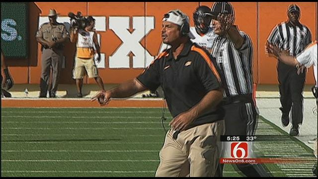 Deforest Departs From Oklahoma State