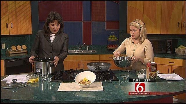 Crock-Pot Curry Chicken