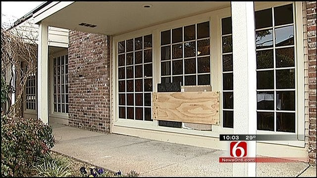 Tulsa Business Owners On Edge After String Of Burglaries