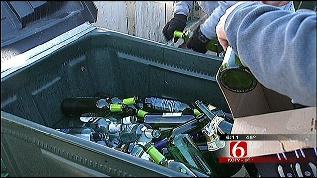 City Of Tulsa's Recycling System To Expand