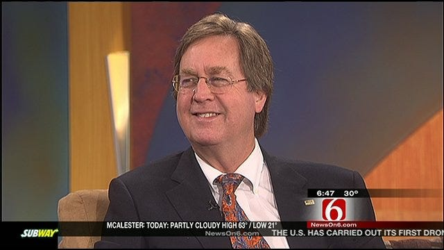 Tulsa Mayor Dewey Bartlett Discusses Several Topics On Six In The Morning