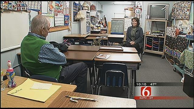 Afflicted With Rare Disease, Tulsa Teacher Has Positive Message