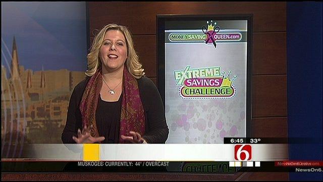 Money Saving Queen Extreme Saving Challenge
