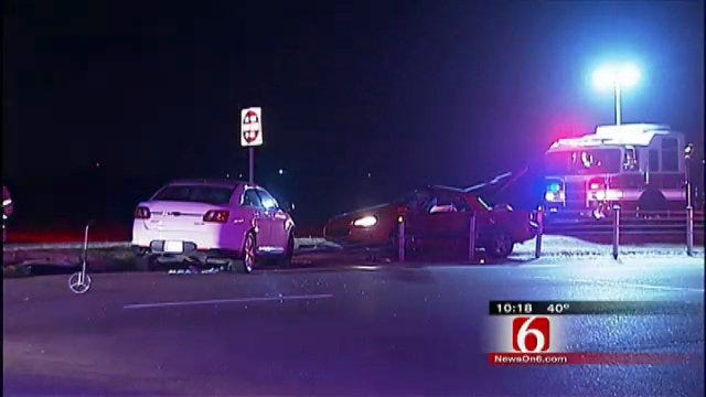 Tulsa Woman Killed At Troubled Highway 75 Intersection