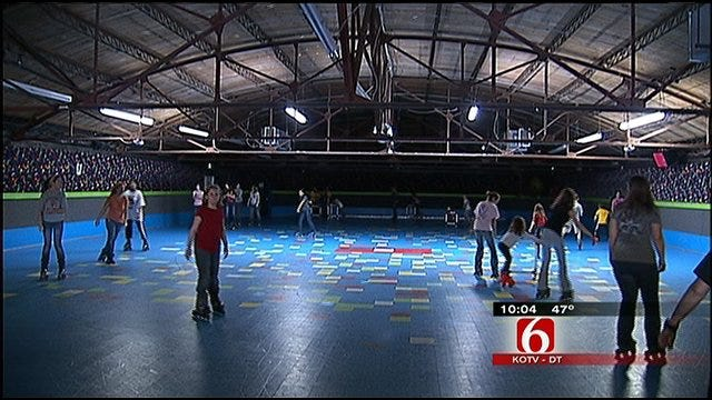 Route 66 Roller Dome Is Back In Business