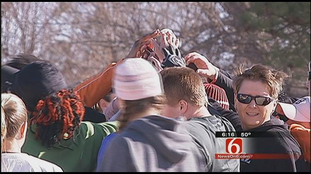 Tulsa Threat Holds Tryouts