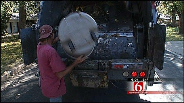 City Trash Emergency Imminent Says Tulsa TARE Board