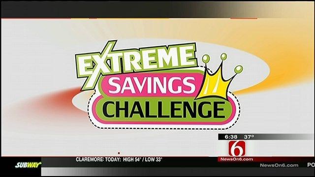 Money Saving Queen: Extreme Challenge