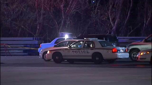 WEB EXTRA: Video From Scene Of Runaway Juvenile Arrests