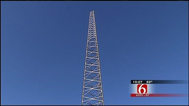 News On 6 Milestone Towers Over Downtown Tulsa