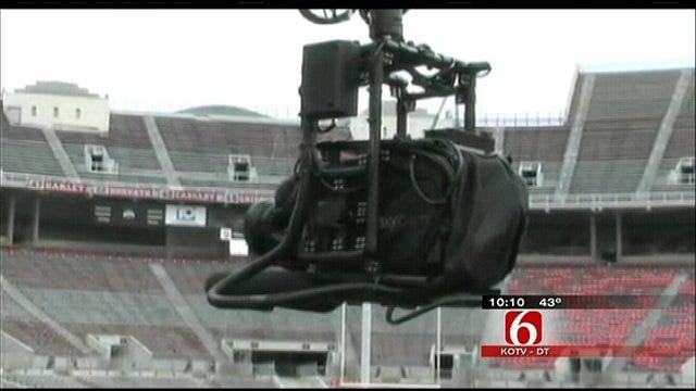 Tulsa Company Concludes Investigation Into Falling Skycam At Bowl Game