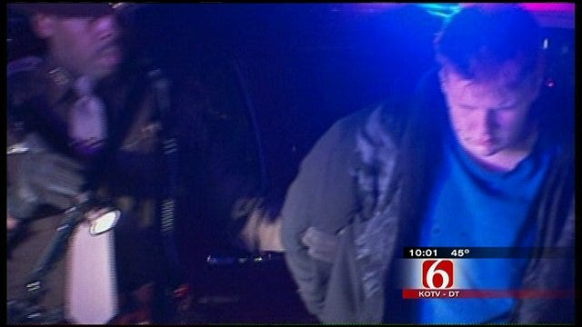 Juveniles Lead Troopers On High Speed Chase Through Tulsa