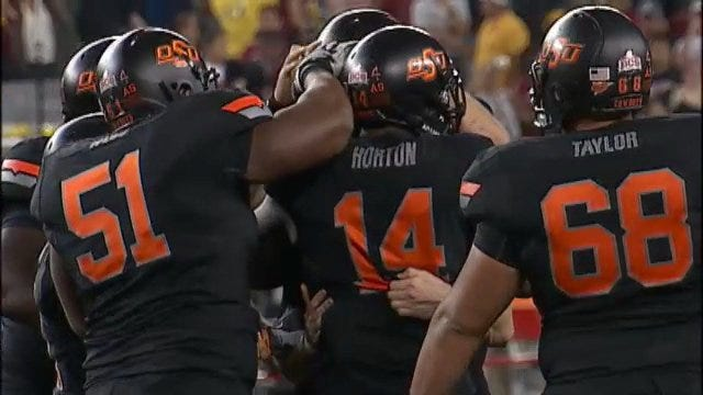 OSU Took Advantage Of Extra Opportunities In Fiesta Bowl