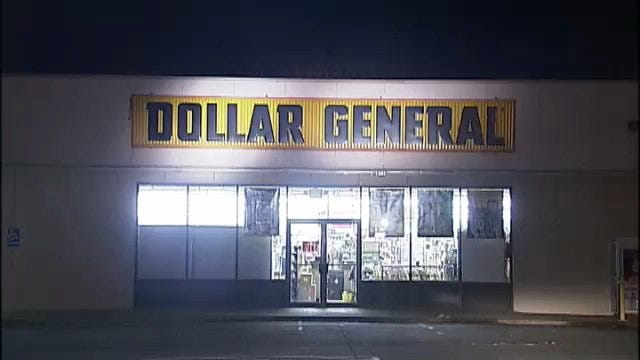 WEB EXTRA: Video From Outside Of The Dollar General Store At 4th And Lewis