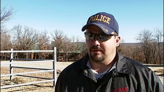 WEB EXTRA: Okmulgee County Sheriff' Office Chief Investigator Mike Stacey Talks About Shooting