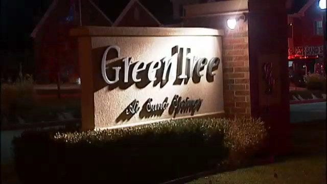 WEB EXTRA: Video From Scene Of Sand Springs Assisted Living Center Fire