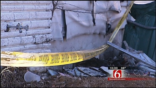 Tulsa Firefighter Injured, Brought Back To Life In Arson
