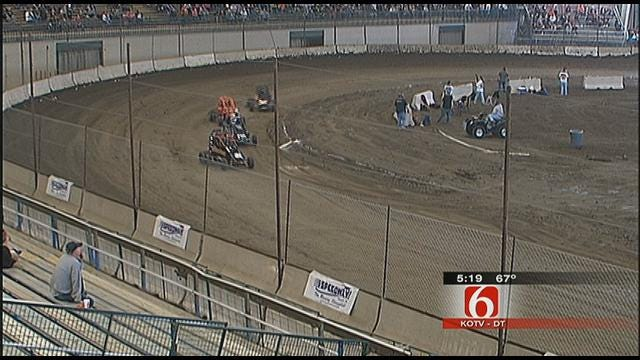 Tulsa Shootout Rings In The New Year
