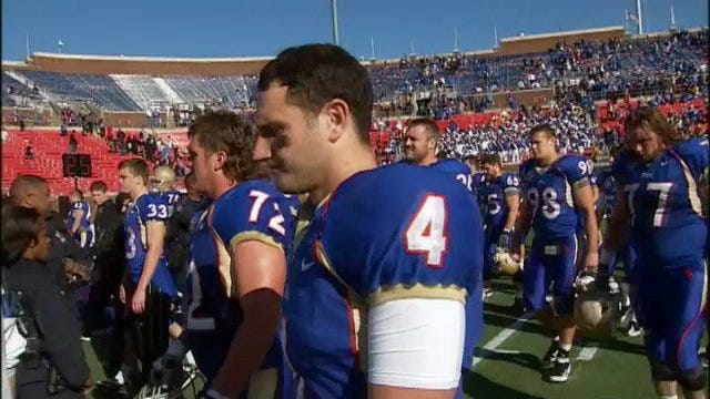 BYU Scores Late, Edges TU In Armed Forces Bowl