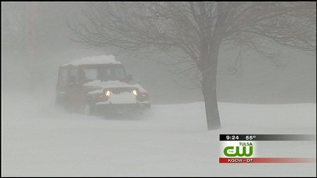 2011 A Record-Breaking Year For Oklahoma Weather
