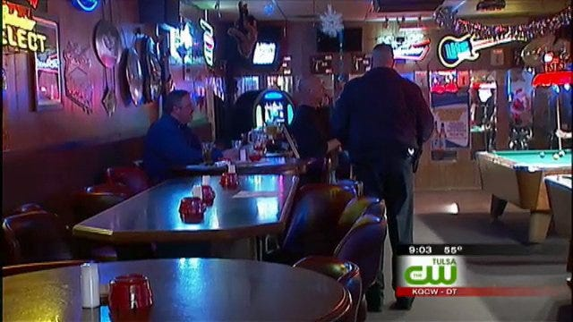 Oklahoma Law Enforcement Cracks Down On New Year's Eve Drinking