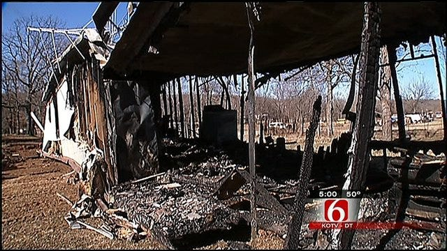 Fort Gibson Couple's Church Family Helping Them Rebuild From The Ashes