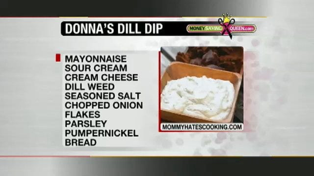 Money Saving Queen: Dill Dip