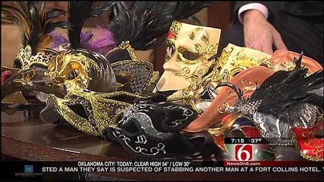 Tulsa's IDL Ballroom Throwing Another Masquerade Ball