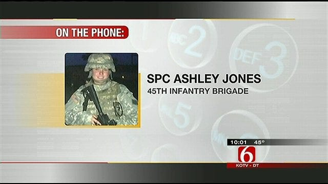 Wounded Cleveland Soldier Speaks Of IED Attack, Recovery
