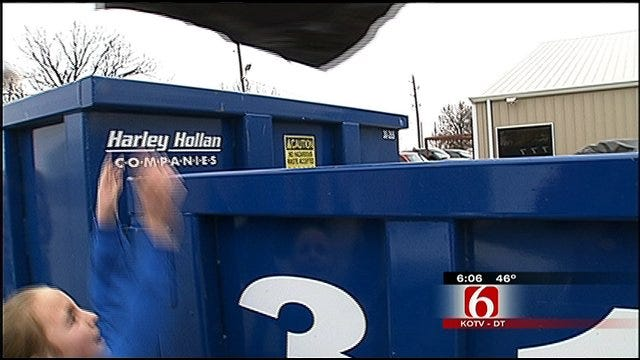 Post Christmas Recycling Program Helps A Good Cause