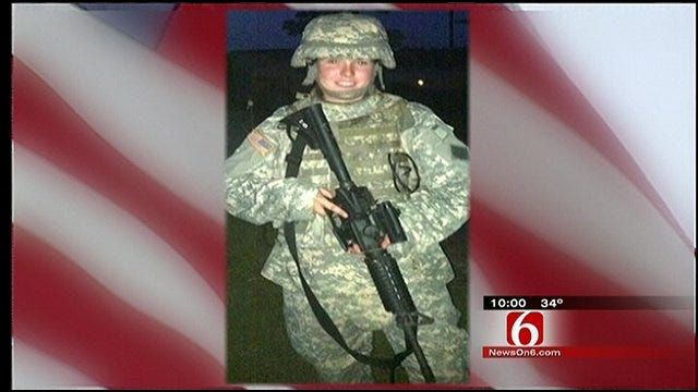 Cleveland Anxious To Have Injured Purple Heart Soldier Return Home