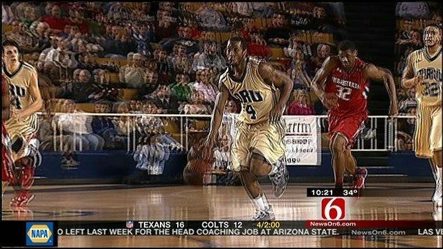 Oral Roberts Topples Texas Tech