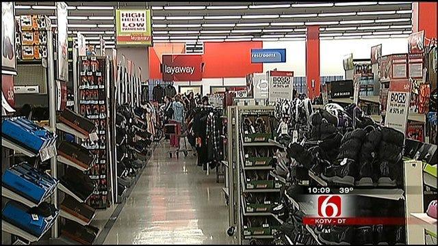 Secret Santa Pays Off Layaways At Tulsa Kmart