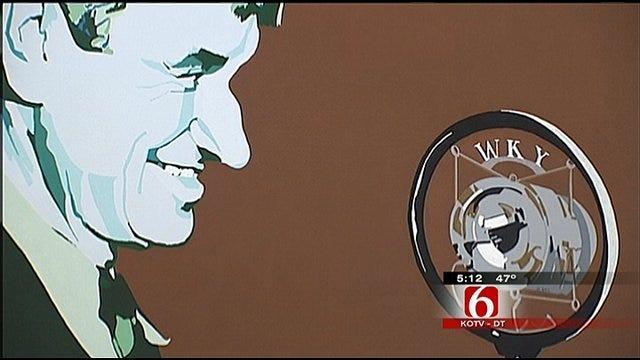 Oklahoma's Own: Artist Captures The Faces Of Oklahoma