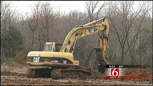Broken Arrow Residents Angry Over Casino Construction