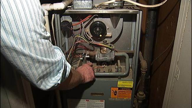 Tulsa Family Wins Heating System From News On 6, Airco