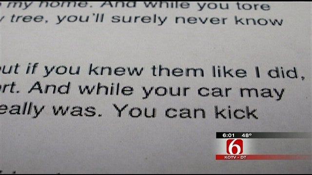 Thieves Can't Steal Tulsa Man's Christmas Spirit