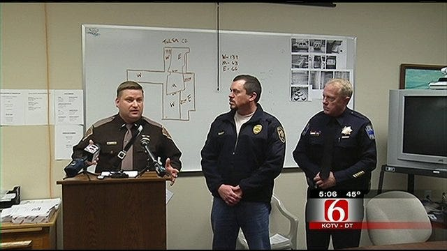 Oklahoma Highway Patrol To Beef Up DUI Enforcement Over New Years Holiday