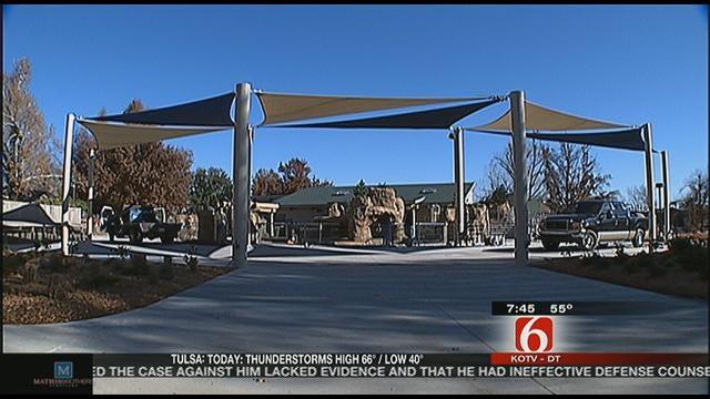 Wild Wednesday Tours New Sea Lion Exhibit At Tulsa Zoo