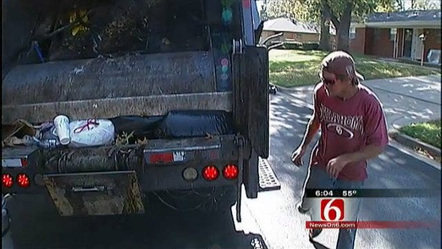 New Tulsa City Councilor Blake Ewing Digs Into Trash Board Contract