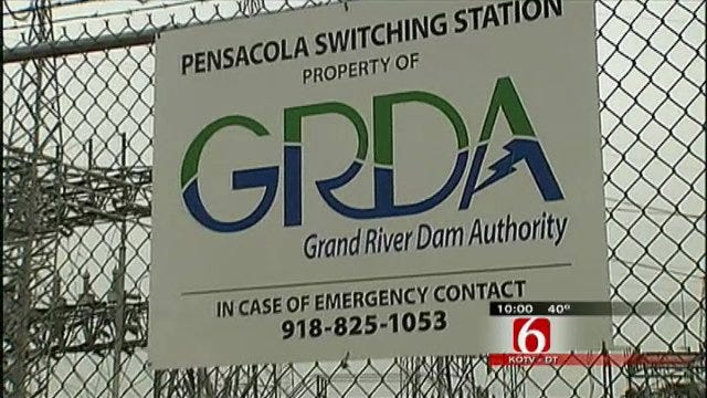 State Auditor Wants Legal Review Of GRDA Contract Award