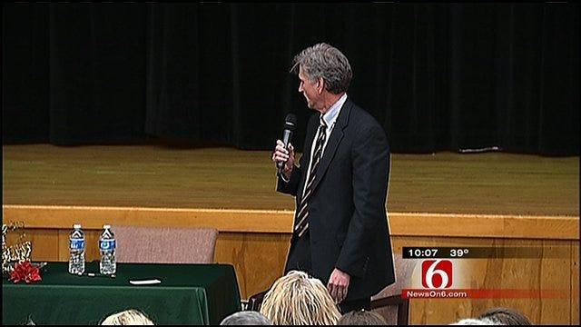Tulsa Public Schools Mulls Moving Successful Middle School