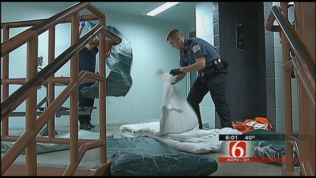 Rogers County Jail Shakedown Ends With Weapons, Homemade iPod