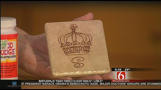 Money Saving Queen: Frugal Coasters