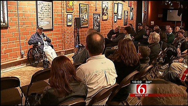 Pearl Harbor Remembered At Tulsa Theater Documentary Showing